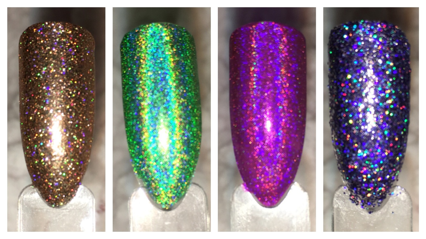 Different Types of Holographic Nail Polish – DJ DIY